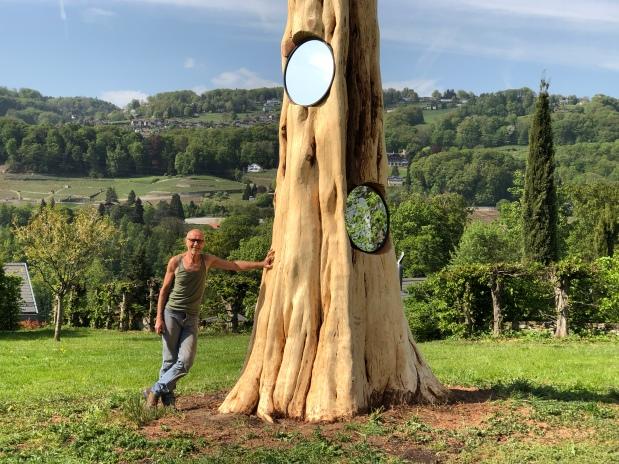 Hélitrope( Séquoia,en Suisse)